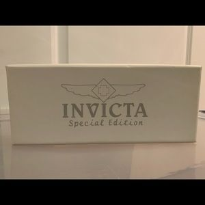 Women's Invicta watch and bands